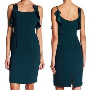 Nanette Lepore Evergreen Dress
